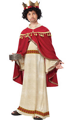 Boys Melchior of Persia Costume - Three Wise Men