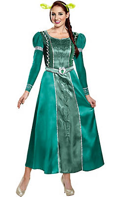 Adult Fiona Costume Deluxe - Shrek