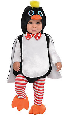 quick shop baby waddles the penguin costume 21 2999 shipping available - Infant Penguin Halloween Costume
