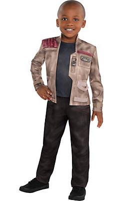 Little Boys Finn Costume - Star Wars 7 The Force Awakens