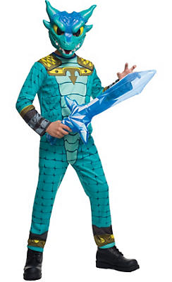 Boys Snap Shot Costume - Skylanders