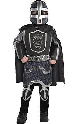 Little Boys Knight Terror Costume