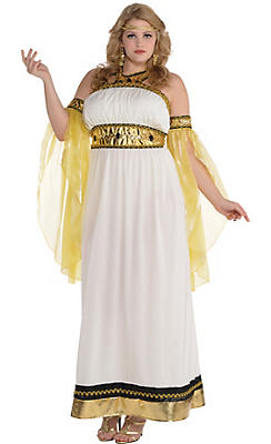 Adult Divine Goddess Costume Plus Size