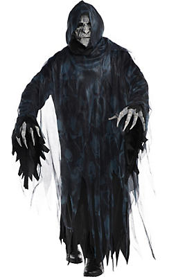 Adult Soul Taker Costume Plus Size