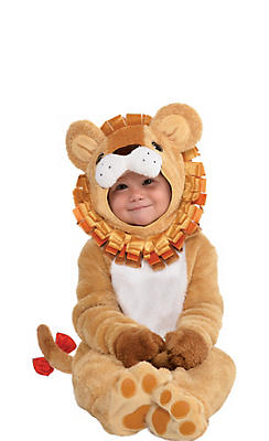 Baby Little Roar Lion Costume Deluxe