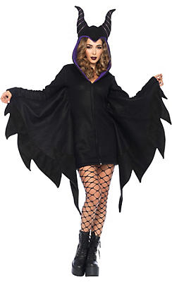 Adult Cozy Villain Costume