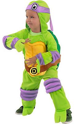 Baby Donatello Jumpsuit Costume - Teenage Mutant Ninja Turtles