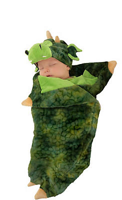 Baby Bunting Darling Dragon Costume