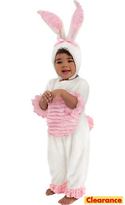 Baby Zoey the Bunny Costume