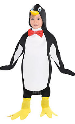 Toddler Boys Penguin Pal Costume