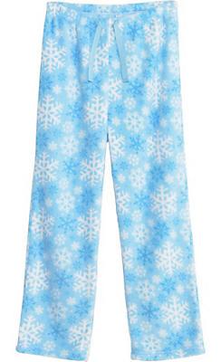Snowflake Pajama Pants