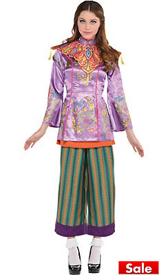 Adult Alice in Wonderland Costume - Alice Through the Looking Glass