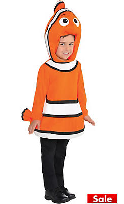 Toddler Boys Nemo Costume - Finding Dory