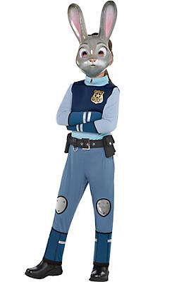 Toddler Girls Judy Hopps Costume - Zootopia