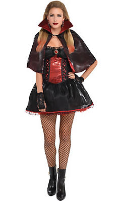 Adult Dark Vampire Costume