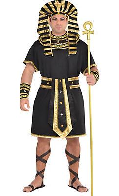 Adult King Tut Costume Plus Size