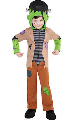Toddler Boys Frankenstein's Monster Costume