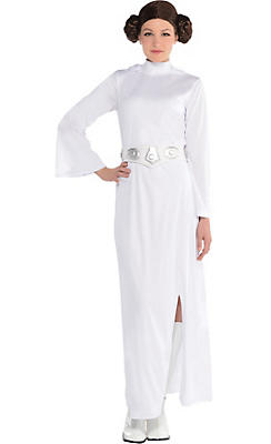 Adult Princess Leia Costume - Star Wars