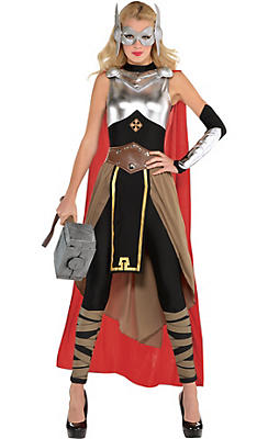 quick shop adult thor costume - City Party Halloween Costumes