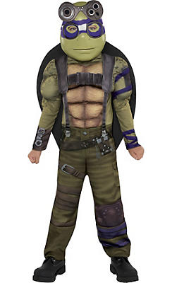 Little Boys Donatello Muscle Costume - Teenage Mutant Ninja Turtles: Out of the Shadows