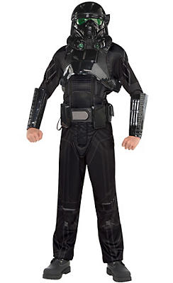 Boys Death Trooper Costume - Rogue One: A Star Wars Story