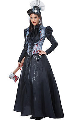 Adult Lizzie Borden Costume