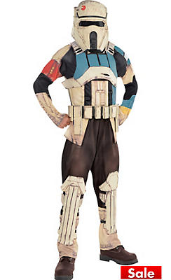 Boys Shoretrooper Costume - Star Wars Rogue One