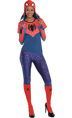 Adult Spider-Girl Costume
