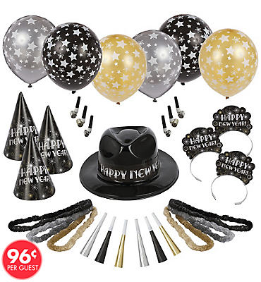Ballroom Bash New Years <span class=messagesale><br><b>Party Kit For 50</b></br></span>