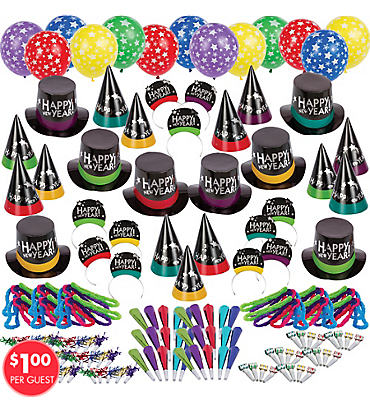 Jewel Simply Stated New Years Party Kit For 300