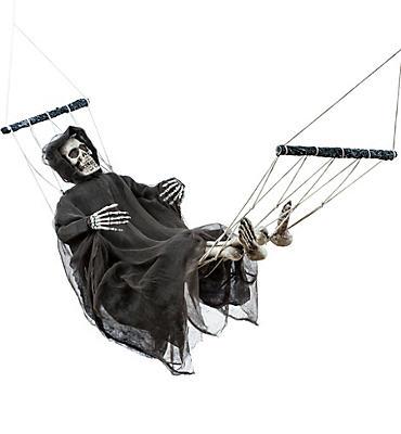 Hanging Lazy Bones Skeleton