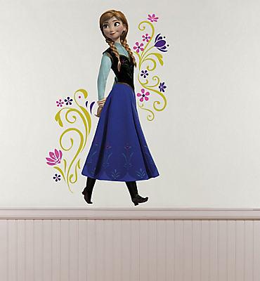 Frozen Anna Wall Decals