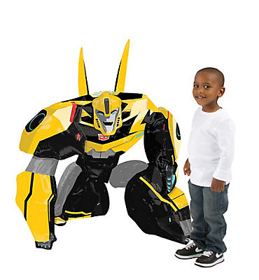 Bumblebee Balloon - Transformers Giant Gliding