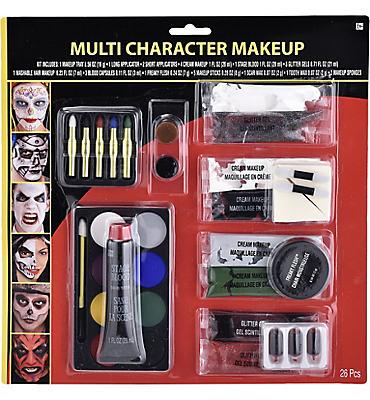 Multi-Character Makeup Kit 26pc