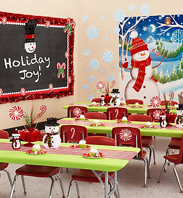 Holiday Classroom Party Supplies