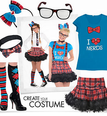 Girls' Geek Chic