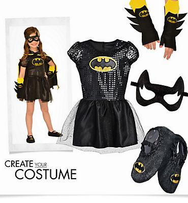 Girls' Batgirl