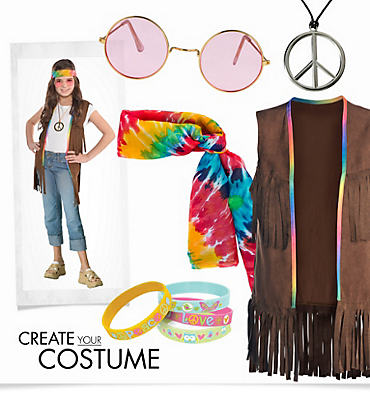 Girls' Hippie