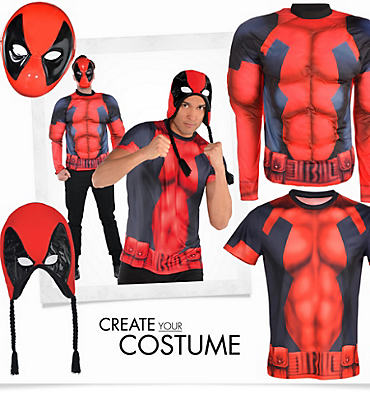 Men's Deadpool