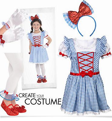 Girls' Dorothy