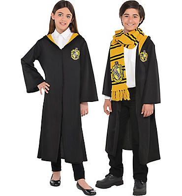 Child Hufflepuff Robe - Harry Potter