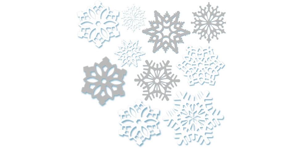 Winter Wonderland Theme Party Winter Wonderland Decorations – Snowflake Party Invitations