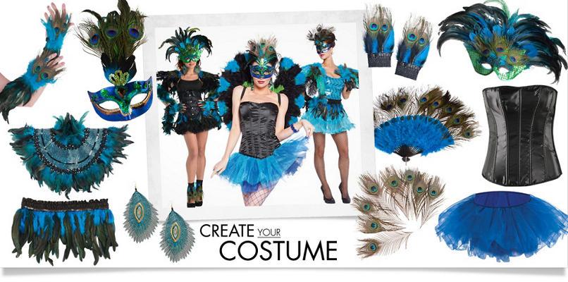 Women's Peacock