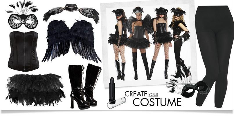 Women's Fantasy Raven