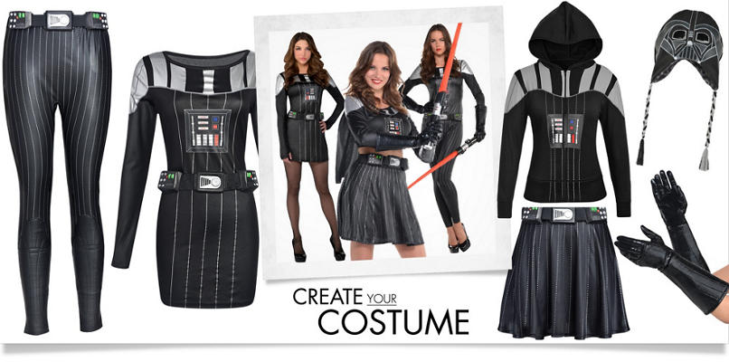 Women's Darth Vader - Star Wars