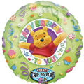 Happy Birthday Winnie the Pooh Balloon - Singing