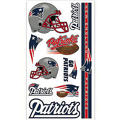 New England Patriots Tattoos 10ct