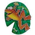 Fun Frog Invitations 8ct