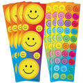 Rainbow Smiles Stickers 8 Sheets