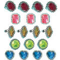 Jewel Rings 18ct